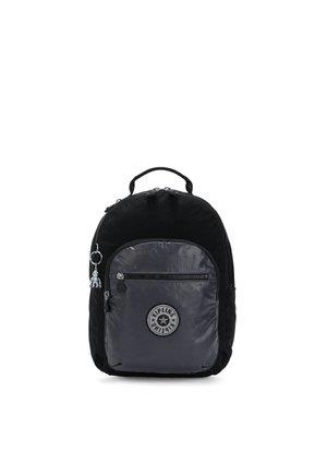 SEOUL S - School bag - black met bl