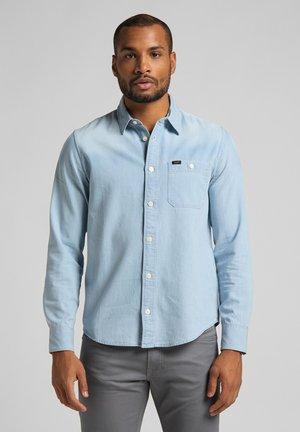 LEESURE  - Shirt - summer blue