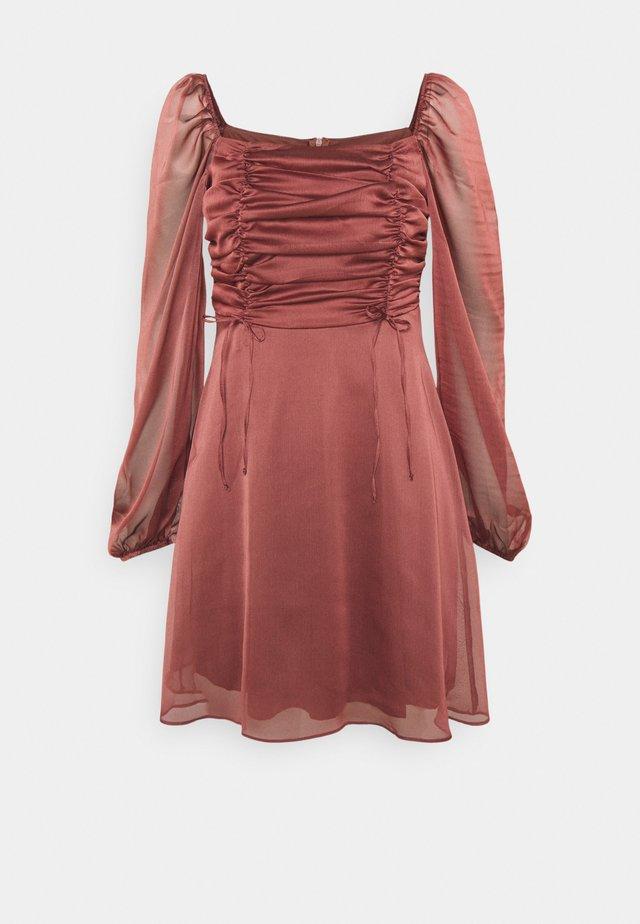 GÜL KURUSU - Cocktail dress / Party dress - rose