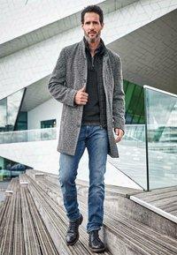 Engbers - Classic coat - grau - 4