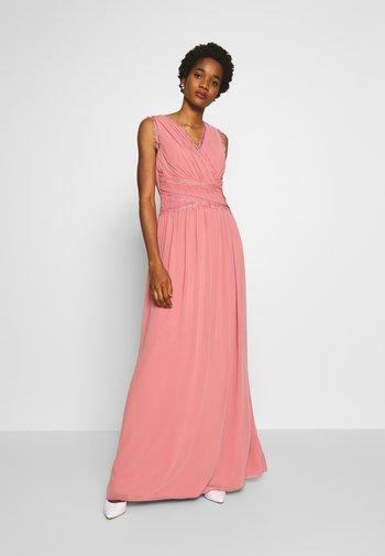 Suknia balowa - desert rose