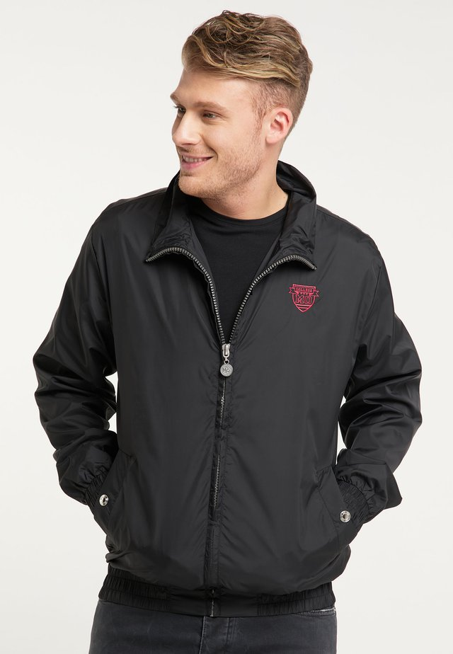 WINDBREAKER - Korte jassen - black