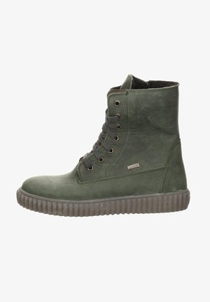 LIPPA  - Lace-up ankle boots - green