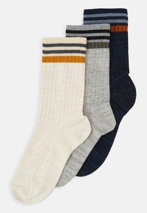 ANKLE ALF 3PACK - Sokken - multi-coloured