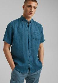 Esprit - Shirt - teal blue - 0