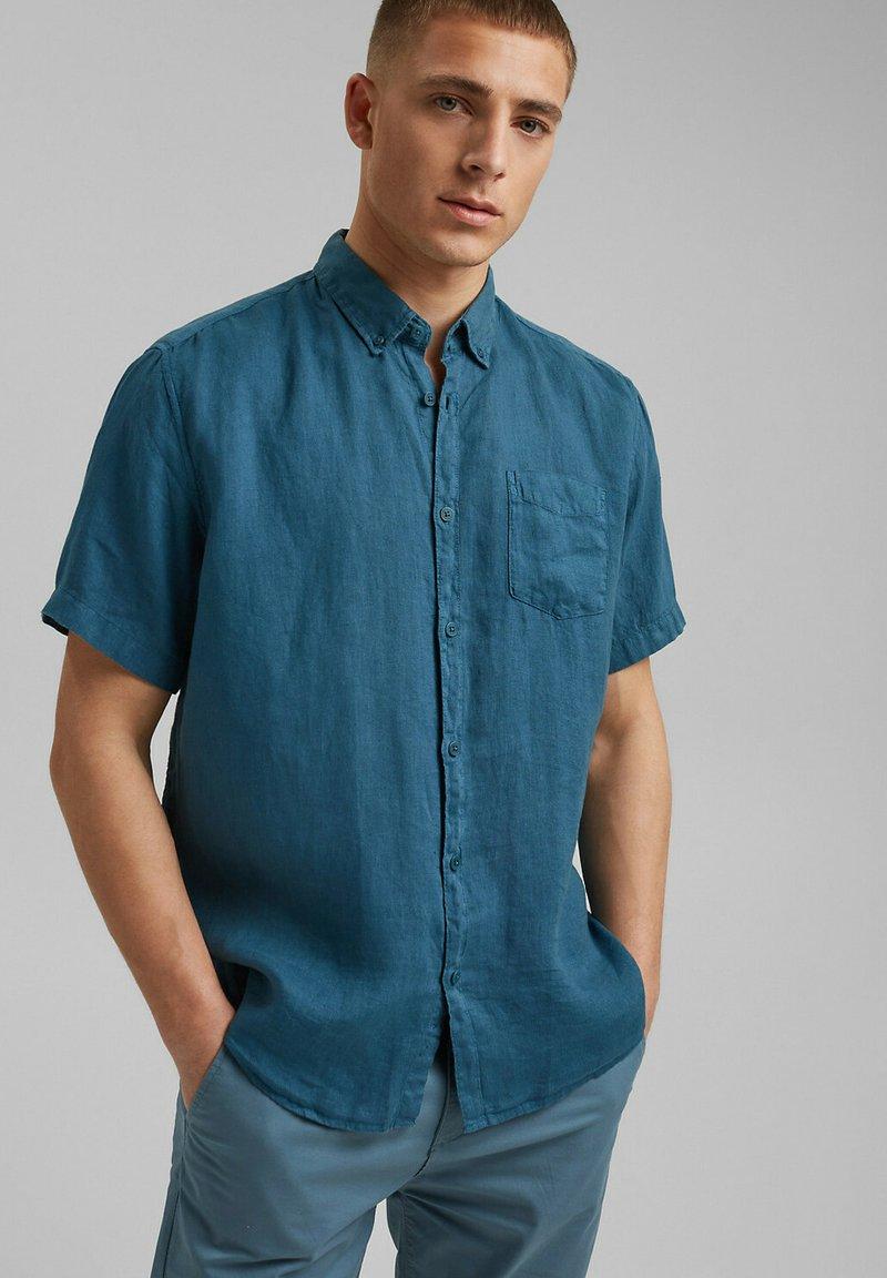 Esprit - Shirt - teal blue