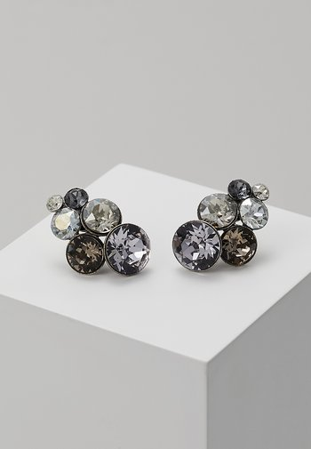 PETIT GLAMOUR - Earrings - grey antique/silver-coloured