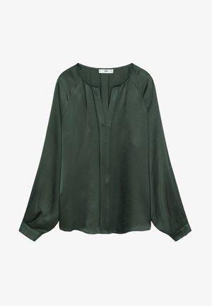 ROUGE - Blouse - zelená