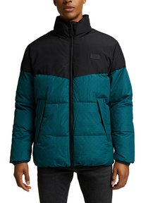 edc by Esprit - Winter jacket - dark teal green - 3