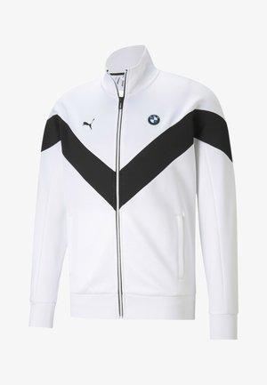 BMW TRACK JACKET - Training jacket - white