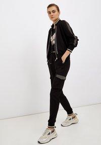 Liu Jo Jeans - Print T-shirt - black - 1