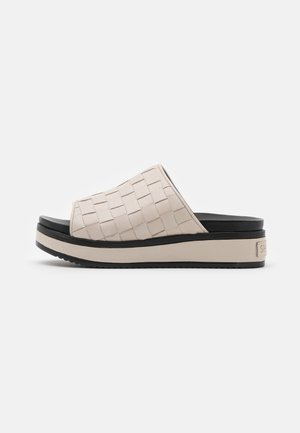 Pantofle - offwhite