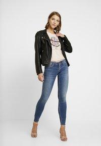 ONLY - Jeans Skinny Fit - medium blue denim - 1