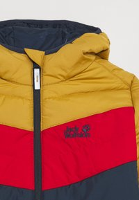 Jack Wolfskin - THREE HILLS JACKET KIDS - Winter jacket - night blue