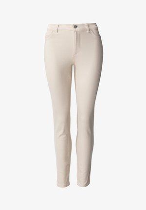 GRACE ANCLE - Trousers - beige
