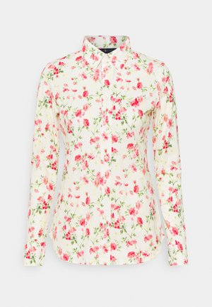 PRINTED - Button-down blouse - multi-coloured