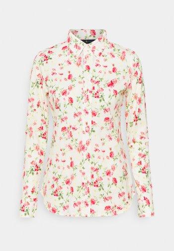 PRINTED - Button-down blouse - multi-coloured