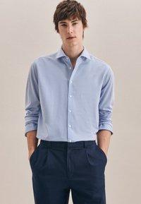 Seidensticker - BUSINESS REGULAR - Shirt - blau - 2