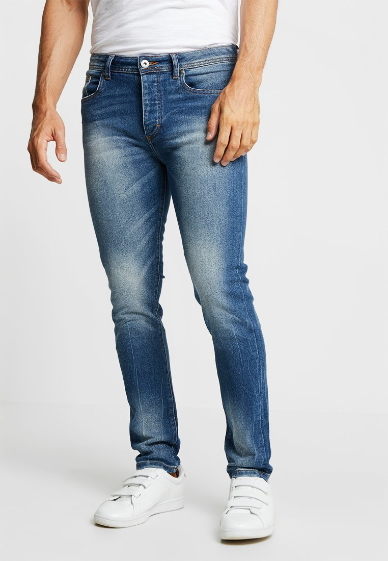 Pier One - Jeans Skinny Fit - blue denim