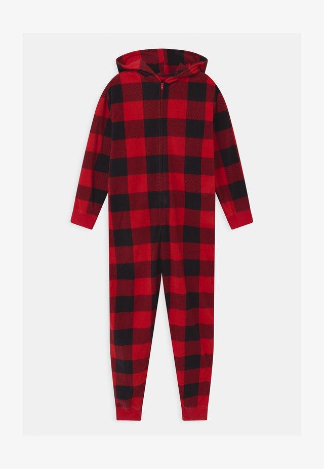 BOY - Pyjama - modern red