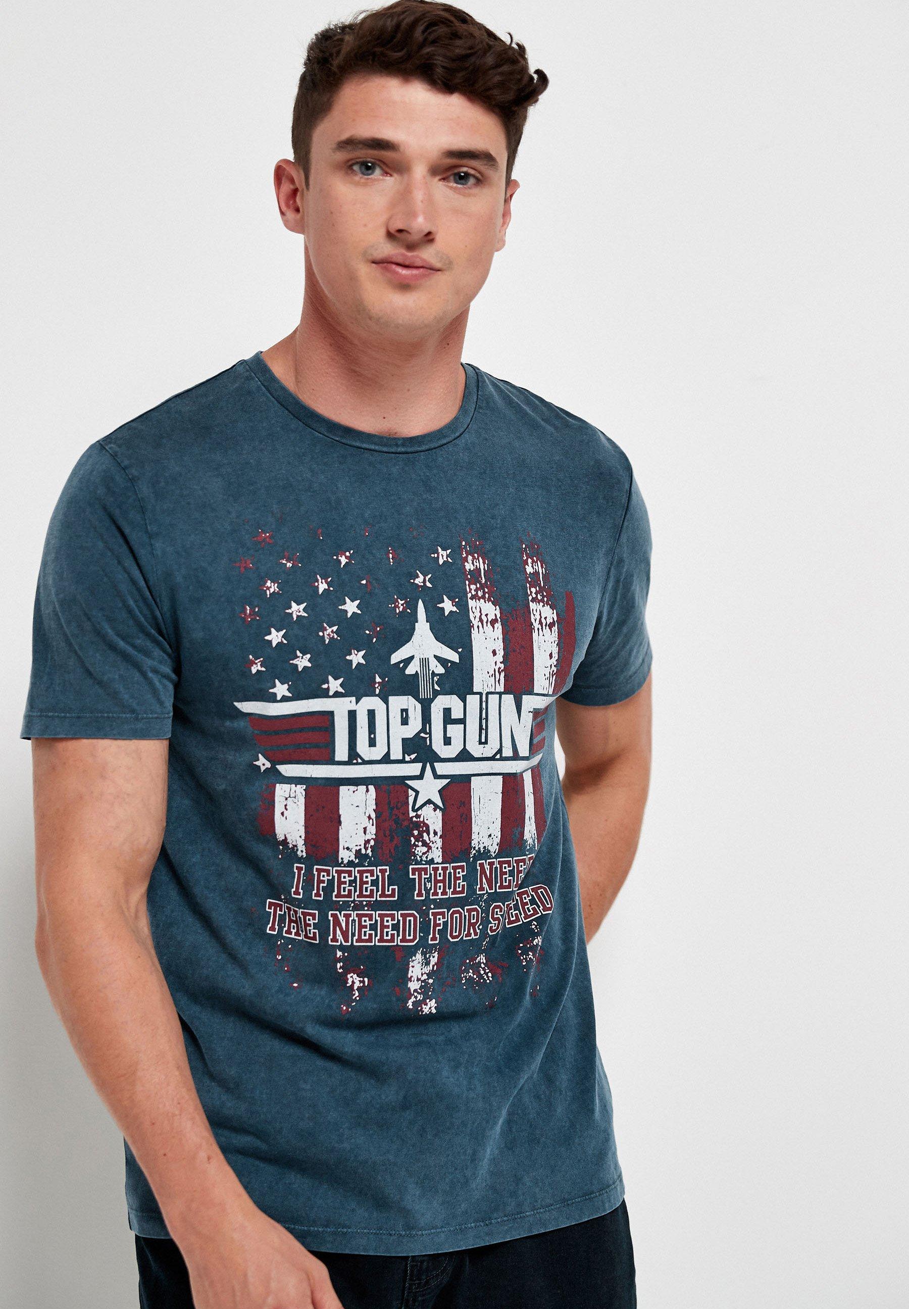 Herren GAS MONKEY - T-Shirt print
