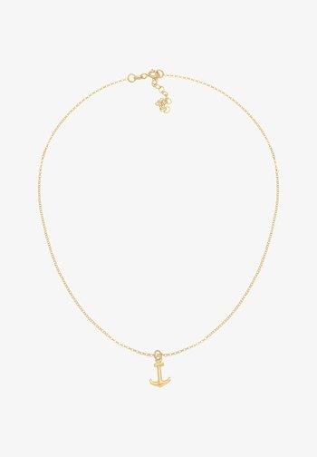 ANCHOR - Necklace - gold