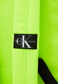 Calvin Klein Jeans - INSTITUTIONAL LOGO BACKPACK - Zaino - yellow - 3