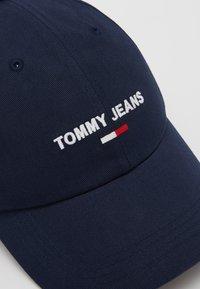 Tommy Jeans - TJM SPORT CAP - Keps - blue - 2