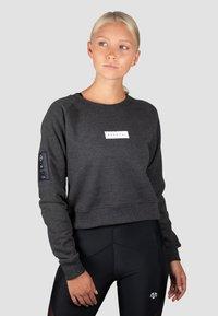 MOROTAI - Sweatshirt - dunkelgrau - 0