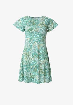 CORA - Denní šaty - green