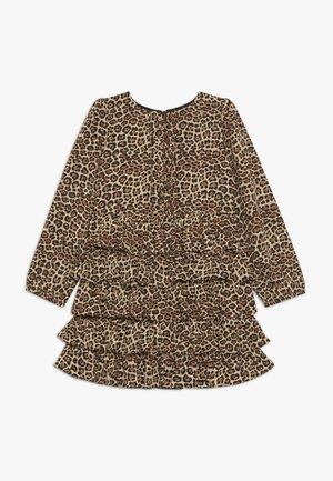 TIA RARA DRESS - Day dress - brown
