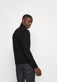 Zign - Sweter - black - 2