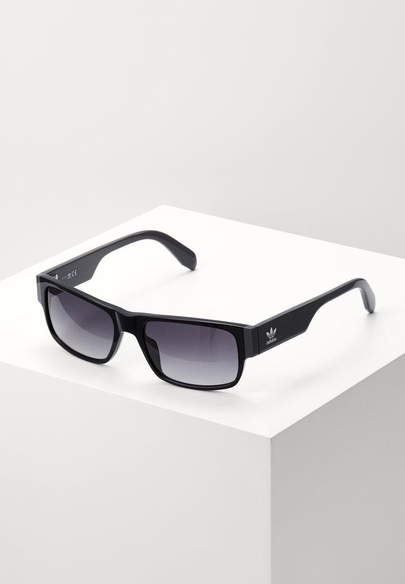 adidas Originals - Sunglasses - shiny black/smoke