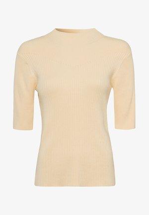 T-Shirt basic - vanilla