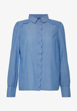 CHAMBRE - Button-down blouse - light blue