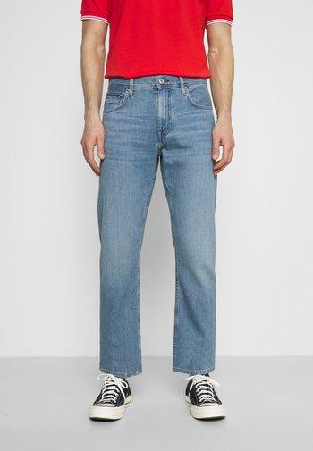 REGULAR MERCER VERMONT - Jeans straight leg - vermont indigo