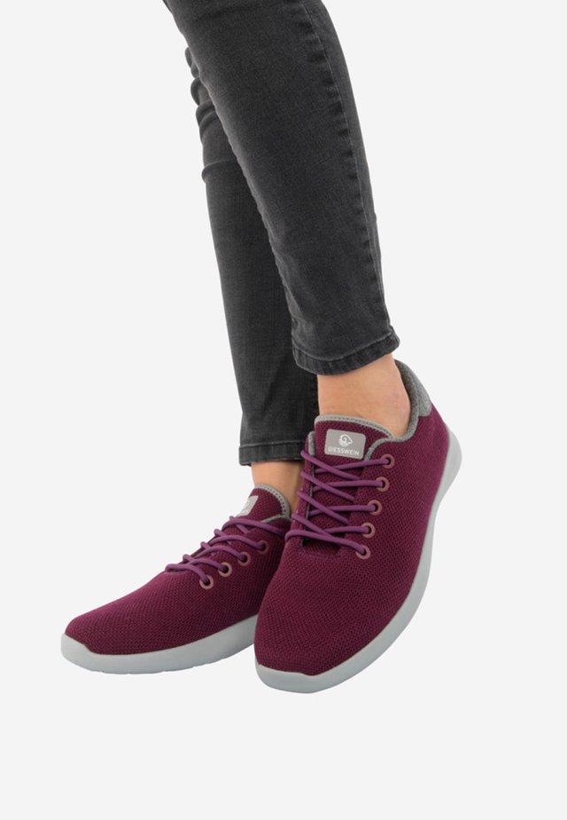 MERINO - Sneakers laag - Burgundy