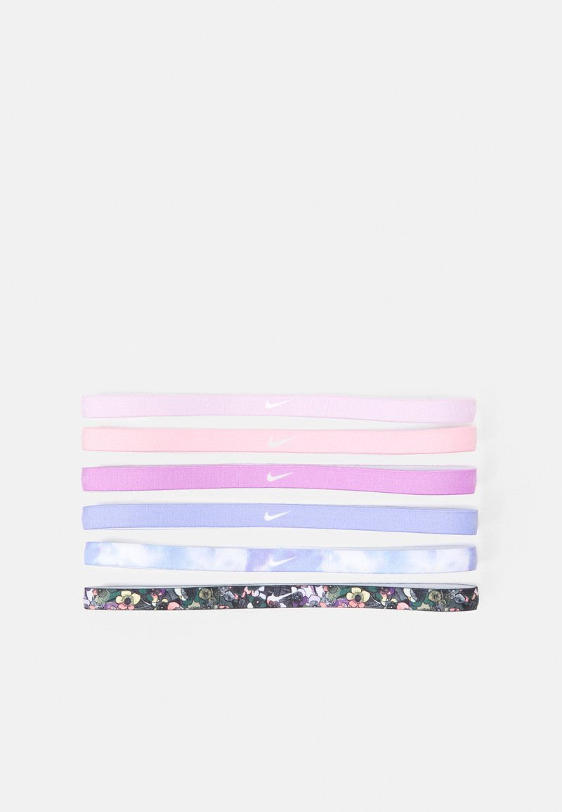 Nike Performance - PRINTED HEADBANDS 6 PACK - Andre accessories - light thistle/white/iced lilac