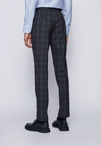 BOSS - Suit trousers - dark blue - 4