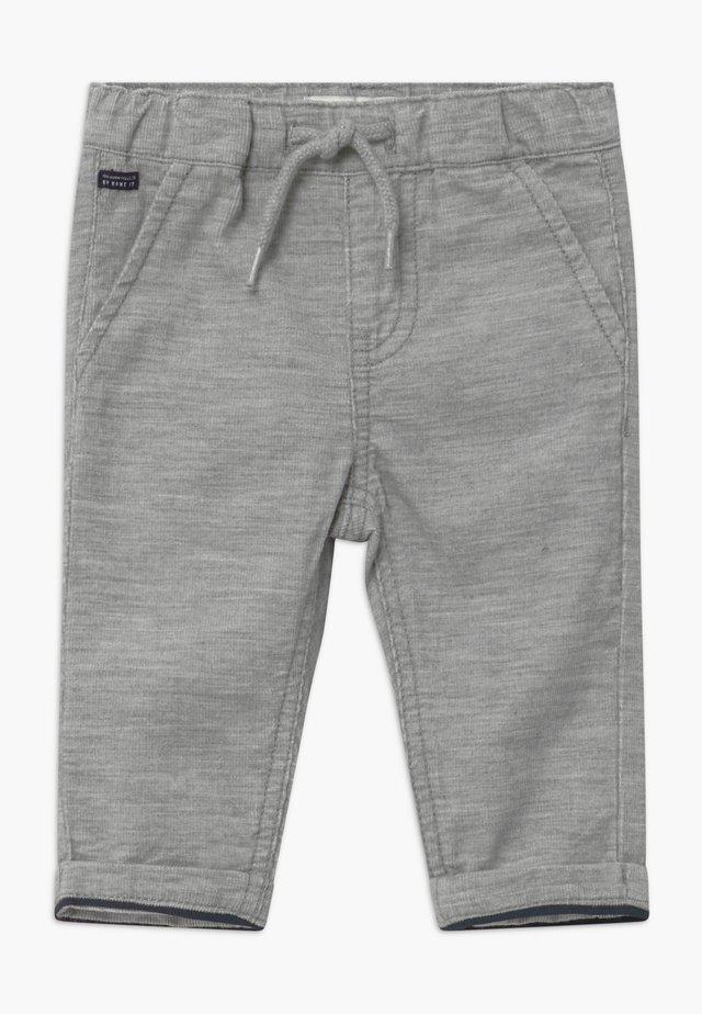 NBMROBIN - Pantalon classique - grey
