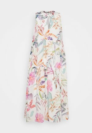 Denní šaty - cosmea