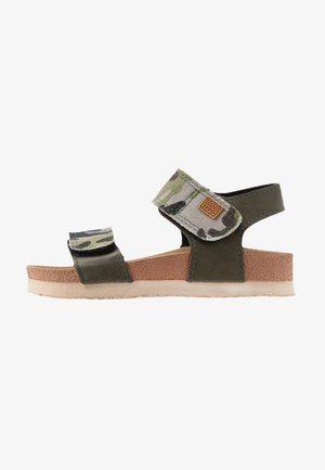 GEDINNE - Sandály - khaki