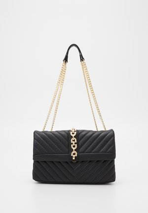 CASEY CHAIN - Across body bag - black