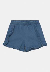 Lemon Beret - SMALL GIRLS  - Jeans Short / cowboy shorts - denim blue - 0