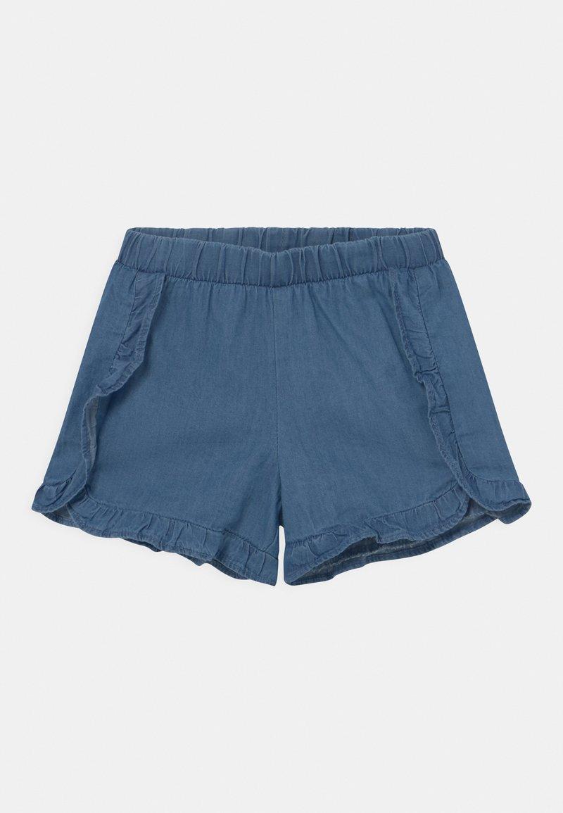 Lemon Beret - SMALL GIRLS  - Jeans Short / cowboy shorts - denim blue