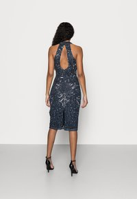 SISTA GLAM PETITE - GLOSSIE  - Cocktail dress / Party dress - navy - 2