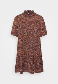 VMCASSIE SHORT DRESS  - Day dress - navy blazer