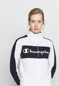 Champion - SET - Træningssæt - white/navy - 5