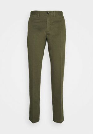 FLEX - Trousers - army green