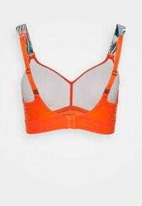 triaction by Triumph - HYBRID LITE - High support sports bra - orange - 7